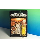 VINTAGE BUCK ROGERS 25TH CENTURY ACTION FIGURE TOY 1979 MEGO MOC DRACO Y... - $53.21