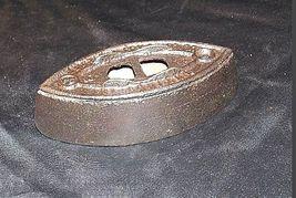 Edy & Mfg. Co St. Louis Mo Sad Iron Number 1 AB 565-O AntiqueAmerican image 3