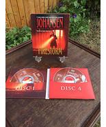 Firestorm by Iris Johansen 2005 CD Abridged Audio Book - $9.99