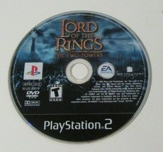 Lord of the Rings: The Two Towers (Sony PlayStation 2, 2002 - $5.93