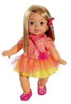 """Little Mommy ~ Sweet as Me ~ Ballet Bright Doll 14"""" Tall  - $9.99"""