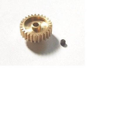 Redcat Racing Motor Pinion (23T) with Grub Screw 3x3mm for 3.2mm Motor KB-61044