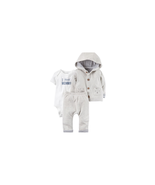 Carter's Baby Boys 3-Piece Little Jacket I Heart Mommy Set Size 24 M NWT - $17.81