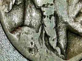 1913, 1915,  1916, and 1916 D Buffalo Nickel AA20BN-CN6074 image 8