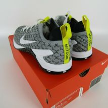 Nike Metcon DSX Flyknit 2X Mens Black White Yellow Training Running AO2807-017 image 4