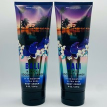 2-Pack Bath & Body Works BALI Black Coconut Sands Ultra Shea Body Cream ... - $29.69