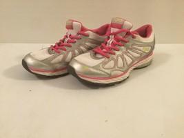 Women's White RYKA  FANATIC  Running/ Walking Sneakers Shoes Sz 6.5 (B1) - $17.81