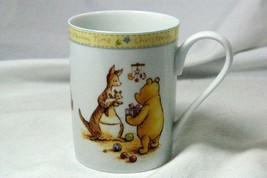 Royal Doulton Winnie The Pooh Christening Time Mug - $11.08