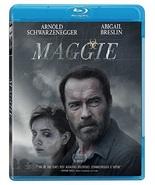 Maggie [Blu-ray] (2014) - $3.95