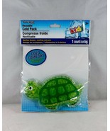 Assured Reusable Cold Pack For Ouchies and BooBoos - New - Turtle - $4.99