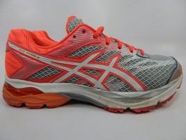Asics Gel Flux 4 Size US 9.5 M (B) EU 41.5 Women's Running Shoes Pink Gray T764N