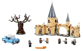 LEGO Harry Potter Hogwarts Whomping Willow Building  75953 NEW - $56.09