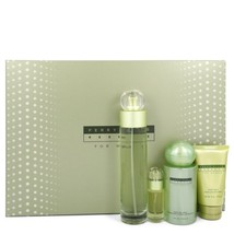 Perry Ellis Reserve Gift Set - 3.4 Oz Eau De Parfum Spray + 4 Oz Body Mist + ... - $42.91