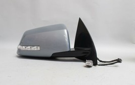 2008-2014 Gmc Acadia Traverse Blue Right Passenger Side Power Door Mirror Oem - $217.79