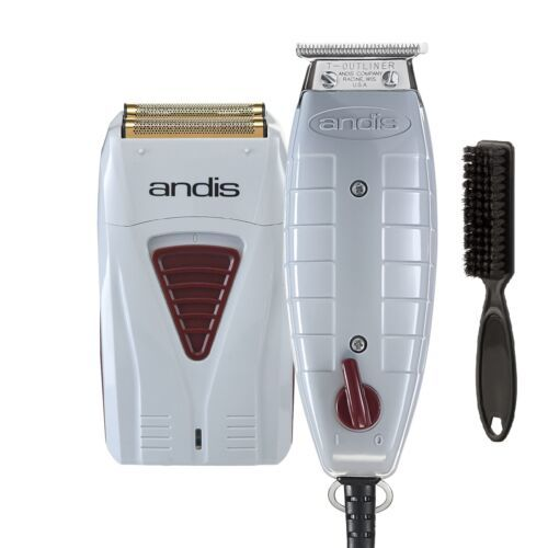 Primary image for Andis Professional Finishing Combo, T-Outliner Beard/Hair Trimmer with T-Blade