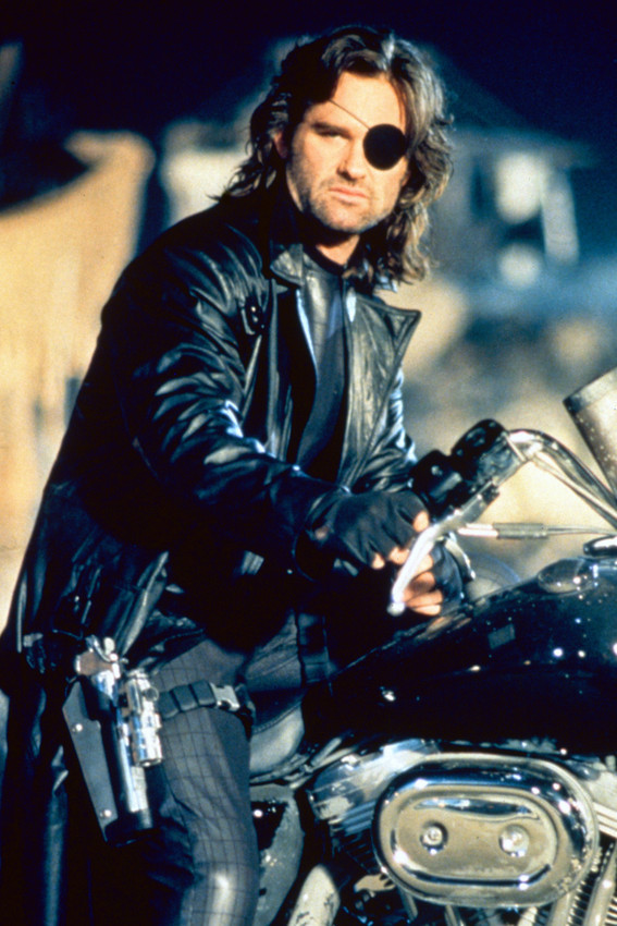 Primary image for Kurt Russell in Escape from New York 18x24 Poster