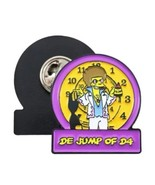 Rare New Big Disco Stew From The Simpsons Metal Hat Lapel Brooch Rave Pi... - $10.99