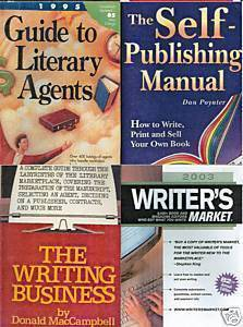 WRITER'S MARKET;LITERARY AGENTS;SELF-PUBLISHING;BUSINES