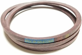 Replacement Belt w/ Kevlar Replaces MTD Cub Cadet Drive Belt 754-0266 an... - $21.92