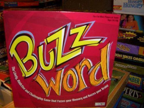 BUZZ WORD GAME