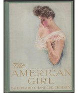 The American Girl By Howard Chandler Christy 19... - $69.00