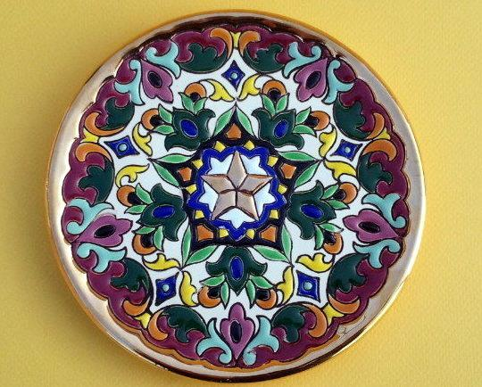 Img 405707251 1385404011 & Sevillarte Decorative Spanish Ceramic Plate and 50 similar items