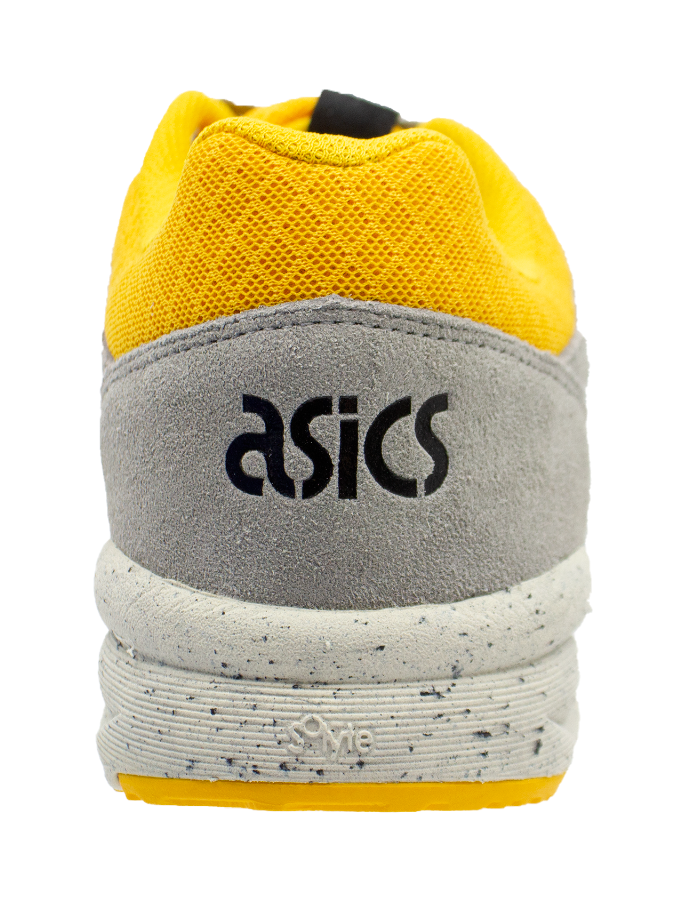 ASICS Shaw Runner Light Grey Men's Gel Cushion Fashion Athletic Sneaker Size 8  image 4