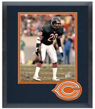 """Mark Carrier Chicago Bears Circa 1992 - 11"""" x 14"""" Matted and Framed Photo  - $43.55"""