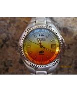 Fossil Women's Wristwatch Rainbow Face - $25.00