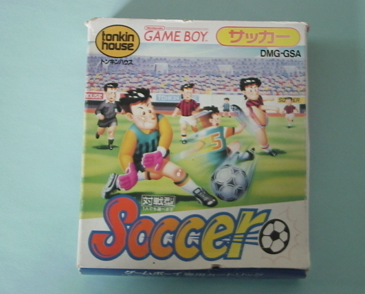 Game boy soccer japanese 2