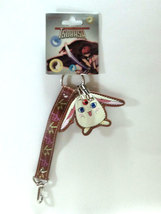 "Tsubasa ""Mokona"" Leather Keychain / Strap * CLAMP * NEW! - $9.88"