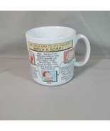 Watch A Soap (Opera) Coffee Mug, Drawing by George Schill, Soap Humor, A... - $13.09