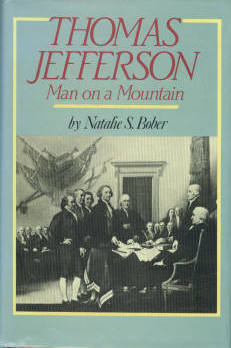 thomas jefferson man on a mountain Thomas jefferson, (born april 2 [april 13, new style], 1743,  his conviction that  american society remain a white man's domain  albermarle county, where  jefferson was born, lay in the foothills of the blue ridge mountains.