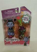 Vampirina & Phoebe the Cat Doll and Accessories. Disney Junior. New, Shi... - $12.59