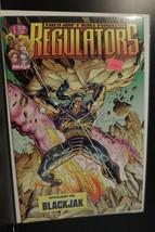 #1 Regulators Blackjack Image Comic Book D407 - $4.21