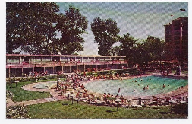 Primary image for c1950s - Edgewater Beach Hotel - Chicago IL - Unused