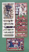 2000 Dominion Atlanta Falcons Football Team Set - $3.00