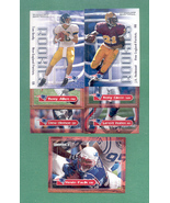 2000 Dominion New England Patriots Football Set  - $100.00