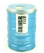 Silver Fist Warrior Eau De Toilette Spray Deluxe Limited Edition 3.3oz - $13.99