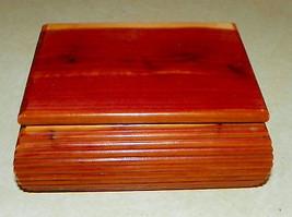 Cedar Jewelry Box / Trinket Box  - $79.00