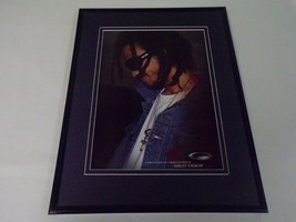 2004 Oakley Monster Doggle Sunglasses Framed 11x14 ORIGINAL Advertisement - $32.36