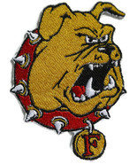 Ferris State Bulldogs logo Iron On Patch - $4.99