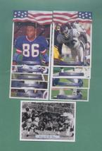 1992 All World New York Giants Football Set  - $1.99