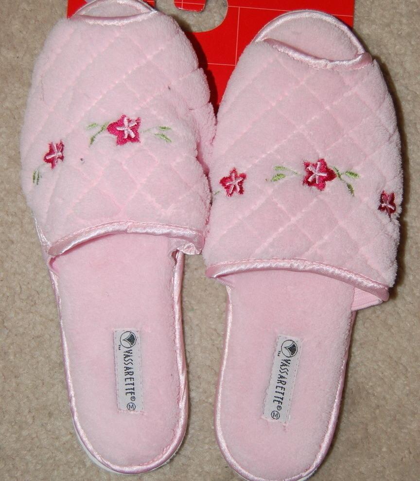 Vassarette_slippers_pink