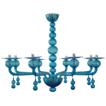 WM118 AQUAMARINE MURANO - $2,940.00