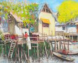 Houses on stilts   lam manh thumb155 crop