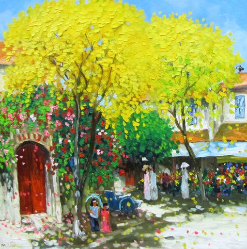 Noon in autumn   lam manh
