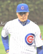 Original Javier Javi Baez Chicago Cubs Pic Various Size PhotoArt NLCS Co... - $4.44+