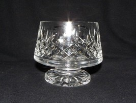 Old Waterford Lismore Compote Footed Pedestal Glass - $16.83