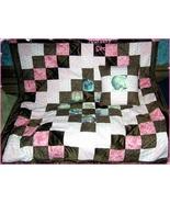 *Customized Photo Memory Quilt Set*Nursery set* - $110.00